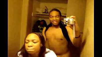 ebony couple