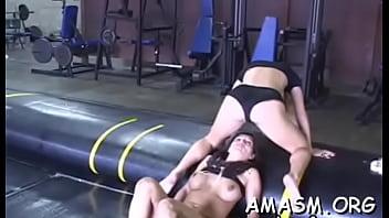 Sexy female facesitting xxx