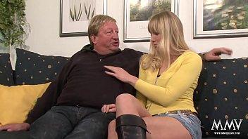 Stunning Cheating German pussy-licking female-orgasm