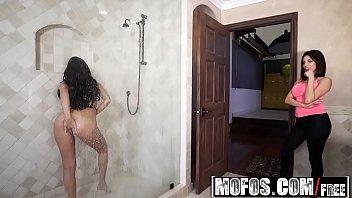 Mofos - Girls Gone Pink - (Darcie Dolce, Sofi Ryan) - Lesbian Shower Hookup