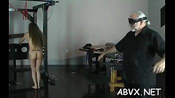 Mature woman extreme bondage in naughty xxx scenes