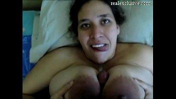 Areolas Latina Big Boobs | Whats her name ?