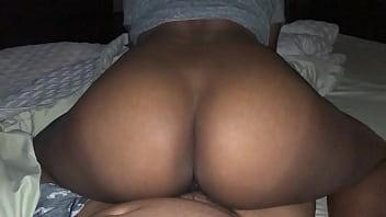 juicy black pussy riding dick
