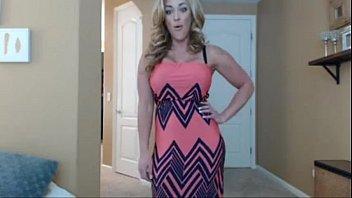 Slutscamgirls.com -  Web Cam Hot Blond girl in amazing show!