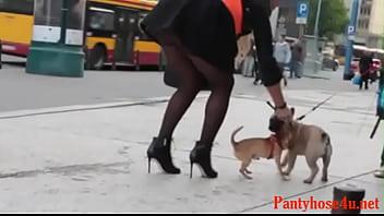 Pantyhose Upskirt Free Funny Porn Video 95-Pantyhose4u.net