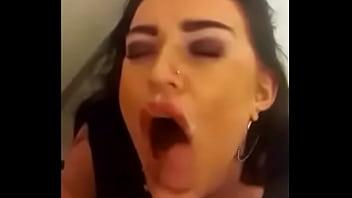 cumshot on pregount girl -cumshot lesbian latina interracial pornstar creampie