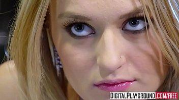 DigitalPlayground - Johnny Castle Natalia Starr - Red Lipstick