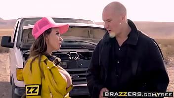 Brazzers Exxtra - (Nikki Benz, Sean Lawless) - Full Service Station A XXX Parody - Trailer preview