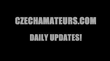 CZECH AMATEURS - REDHEAD GF &amp_ HER FUCKER