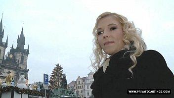 Чешский пикап блондинки порно видео