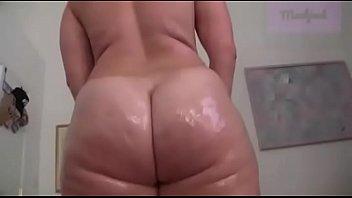 Big ass massage teasing
