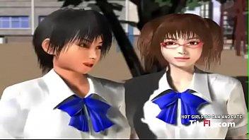 3D School Girls Sex 3D Porn