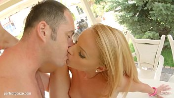 Creampie scene with Christine Love by All Internal