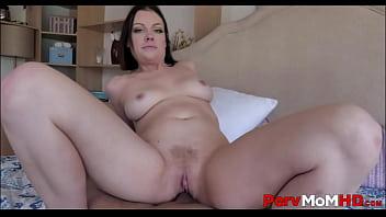 Big Tits MILF Step Mom Needs A Fuck Favor From Step Son POV