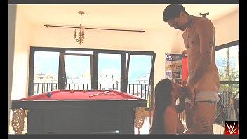 Christopher e Lunna Vaz em Enfiando o Taco na Caçapa COMPLETO !!!