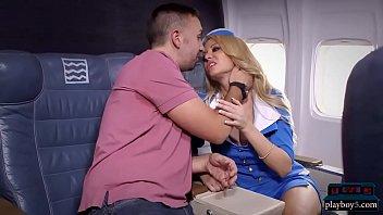 Горячие стюардессы порно фильм