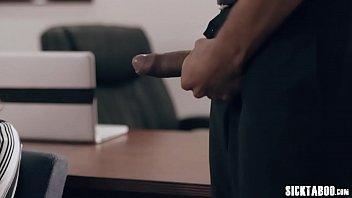 Perverted psychiatrist fucked afraid big tits MILF