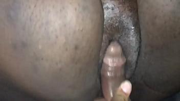 fucking in BBW car, making her cum on my dick
