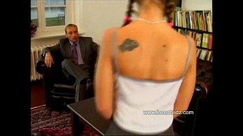 Punished daughter