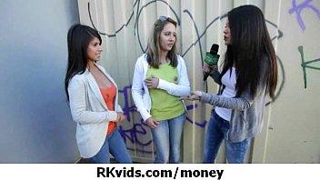 Money Talks - Sexy girl fucking 5