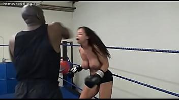 Boxing Interracial Mix  #184357
