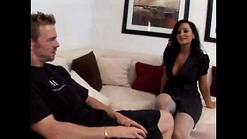 Japornvideos.com - Lisa Ann teases her daughter s boyfriend