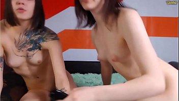 Insane Russian Webcam Girls (Kleofox) 02