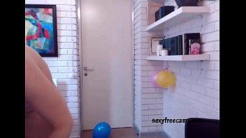 Teen Cutie Solo On Webcam