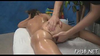 In nature's garb massage