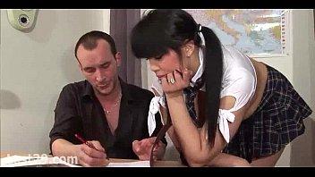Busty asian schoolgirl - 69VClub.Com