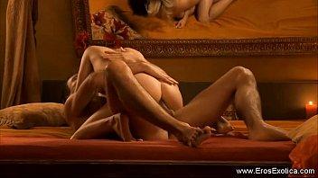 blonde Eros exotica