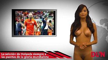 Naked news famosas venezuela