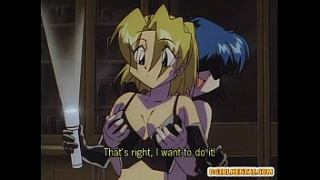 shemale Anime hentai lesbian
