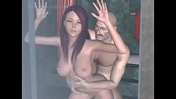 3D Hentai Fuck A Bitch Model