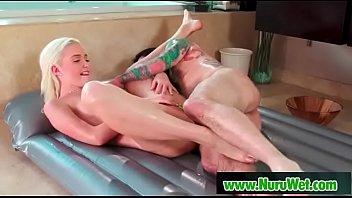 Nuru masseuse fucking - Tommy Pistol &amp_ Chloe Cherry