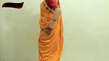 Sexy Girl Saree Tutorial
