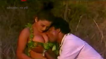 hot boobs smooch scene