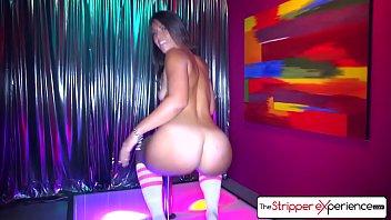 Kelsi monroe stripper experience