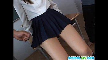 Порно азиатками школье