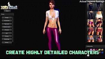 3D Sex Game X3DCHAT.COM