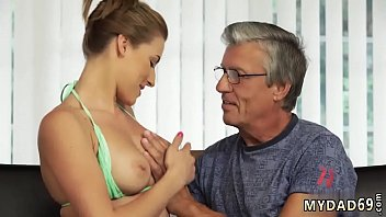 Old father xxx Sex with her boycomrade´s father after swimming pool