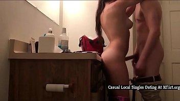Innocent College Bitch Pleasing Her Roommate On Hidden Cam