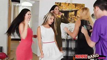 Gina Gerson and Kayla Green amazing orgy