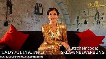 Locktober Sklaven Training - 31 Tage keusch f&uuml_r deine Herrin Lady Julina