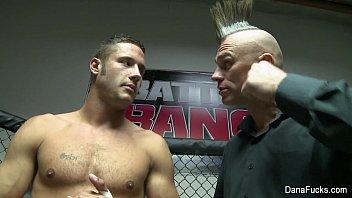 Dana gets fucked MMA Style