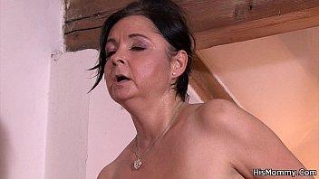 Pantyhosed girl fucks mature amateur | old | gf | lezzie