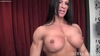 Female bodybuilder escort