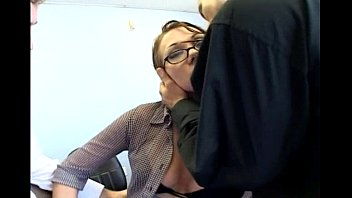 Secretary dped at the office