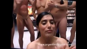 gangbang argentino