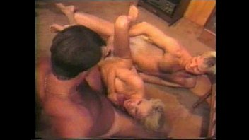 Threesome Spit Roast